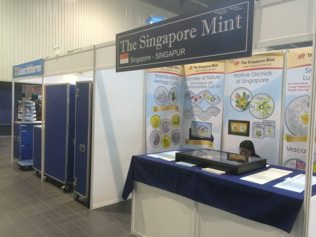The Singapore Mint