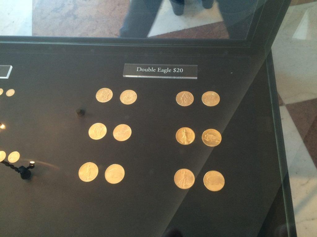 Kolekcja złotych monet amerykańskich - ciąg dalszy