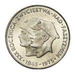 1975 200 zł XXX rocznica zwycięstwa nad faszyzmem  - przód