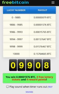 Na smartfonie lub telefonie komórkowym też da się zbierać darmowe bitcoiny