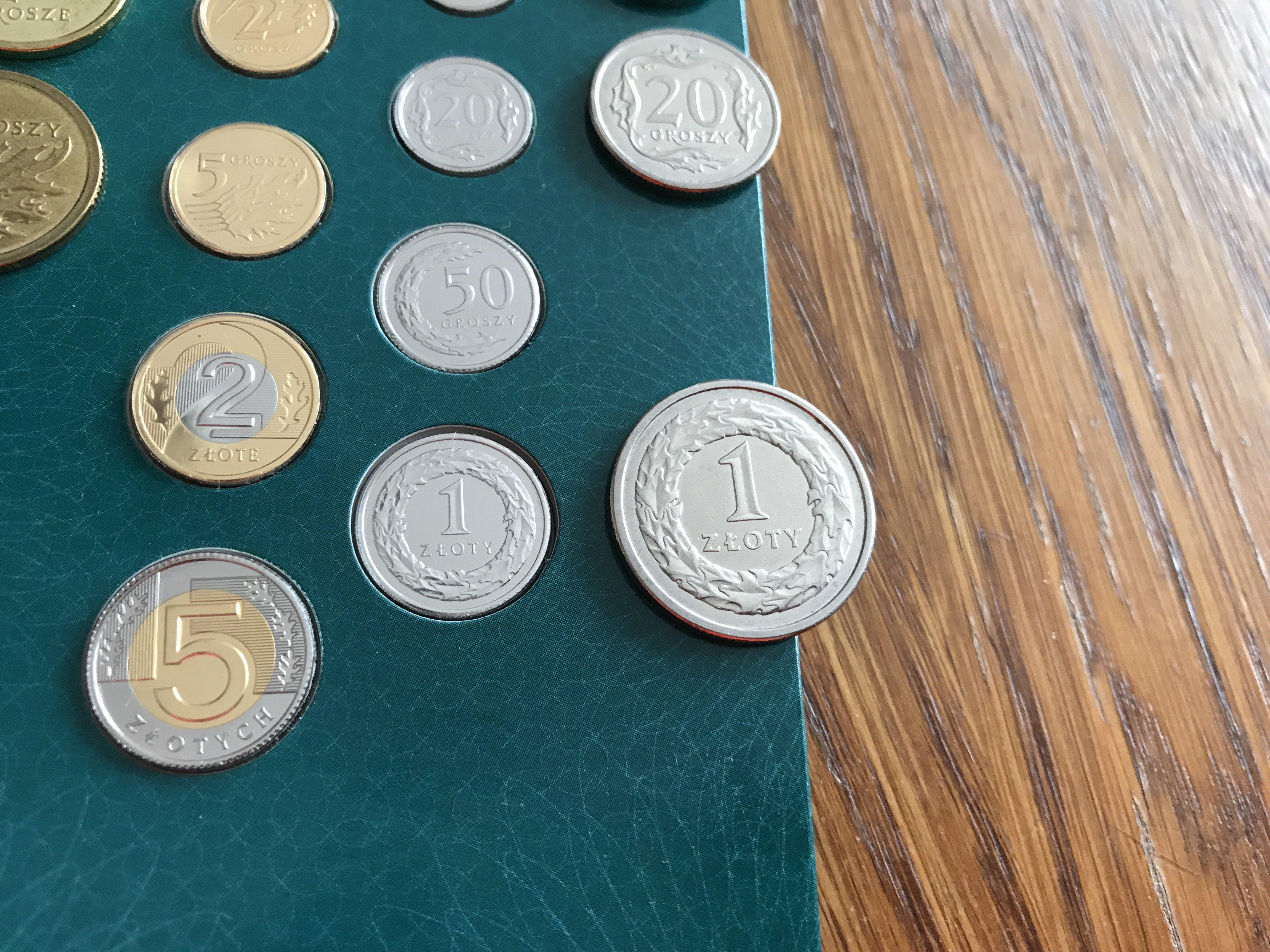 Moneto Obiegowe Polska - miniaturki