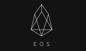kryptowaluta eos logo