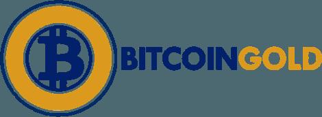 Kryptowaluta Bitcoin Gold logo