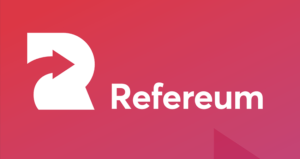 Refereum ICO logo