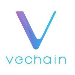 Kryptowaluta Vechain logo