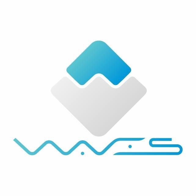 kryptowaluta Waves logo