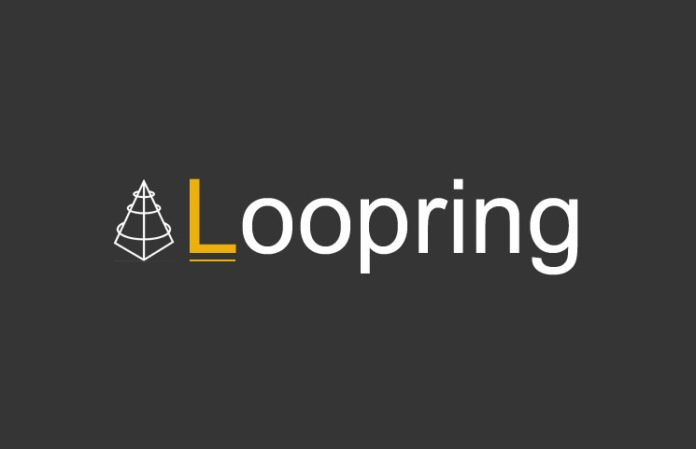 Kryptowaluta Loopring logo