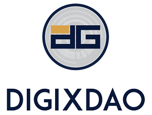 Kryptowaluta DigixDao logo