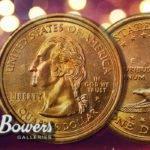 Błąd menniczy dollar quarter