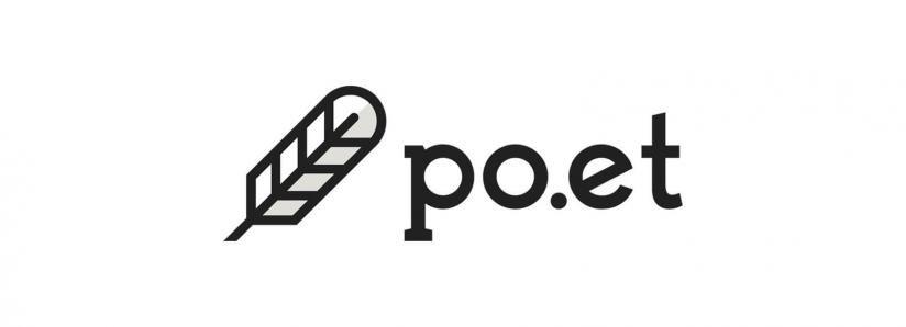Kryptowaluta Po.et, czyli POE to próba zaimplementowania blockchain do praw autorskich, licencji i tantiem. Jeśli odniesie sukces, będzie za tym szedł duży wzrost wartości.
