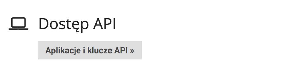 Dostęp do API na giełdzie Bitmarket pozwala na wygenerowanie kluczy i automatyczny trading botami.