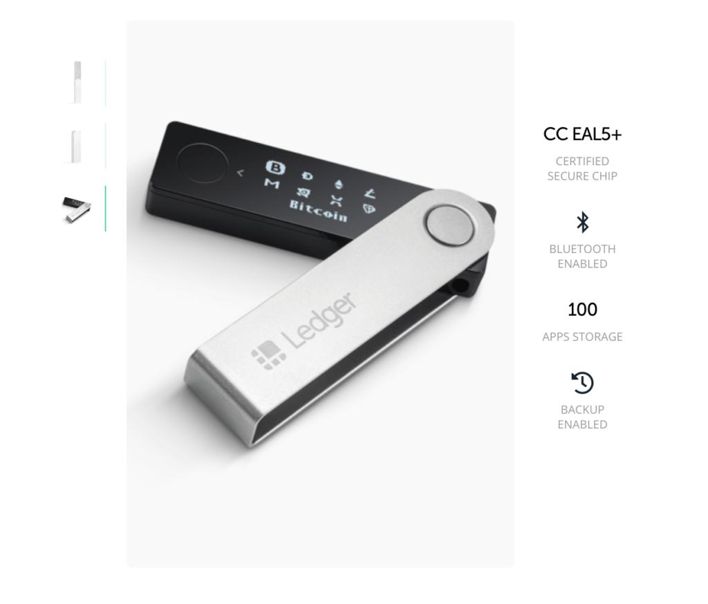 Jak będzie cena Ledger Nano X przekonamy się już w marcu, gdy skończy się preorder i zacznie zamawianie standardowych portfeli.