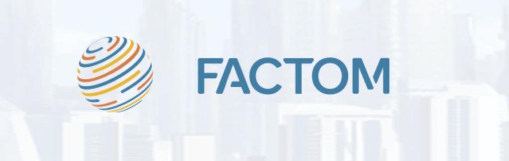 Czy kryptowaluta Factom to obiecujący projekt, który przyniesie inwestorom korzyści w 2019?