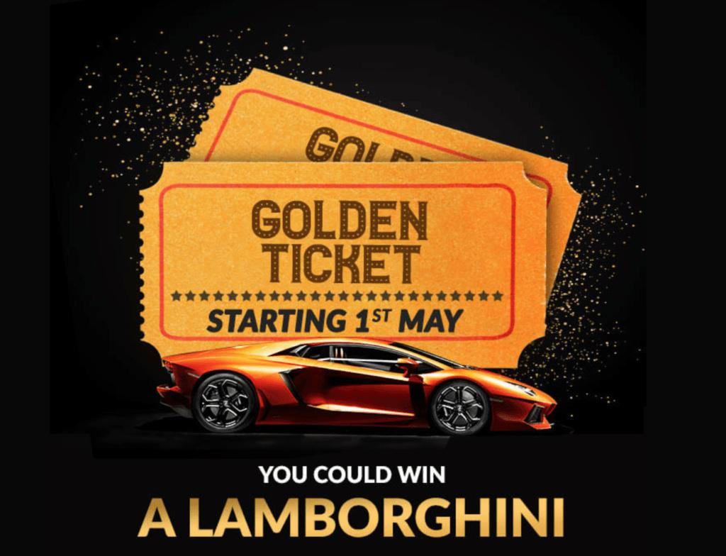 Wygraj Lamborghini i otrzymaj darmowe Bitcoiny. Loteria w serwisie freebitcoin już 1 maja.