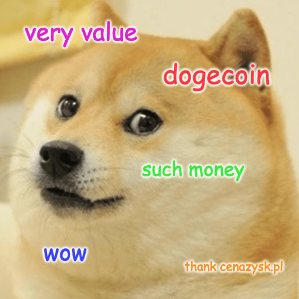 Wszystko o kryptowalucie Dogecoin