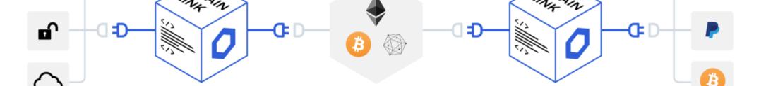 Kryptowaluta Chainlink to token łączący stare finanse z nowymi