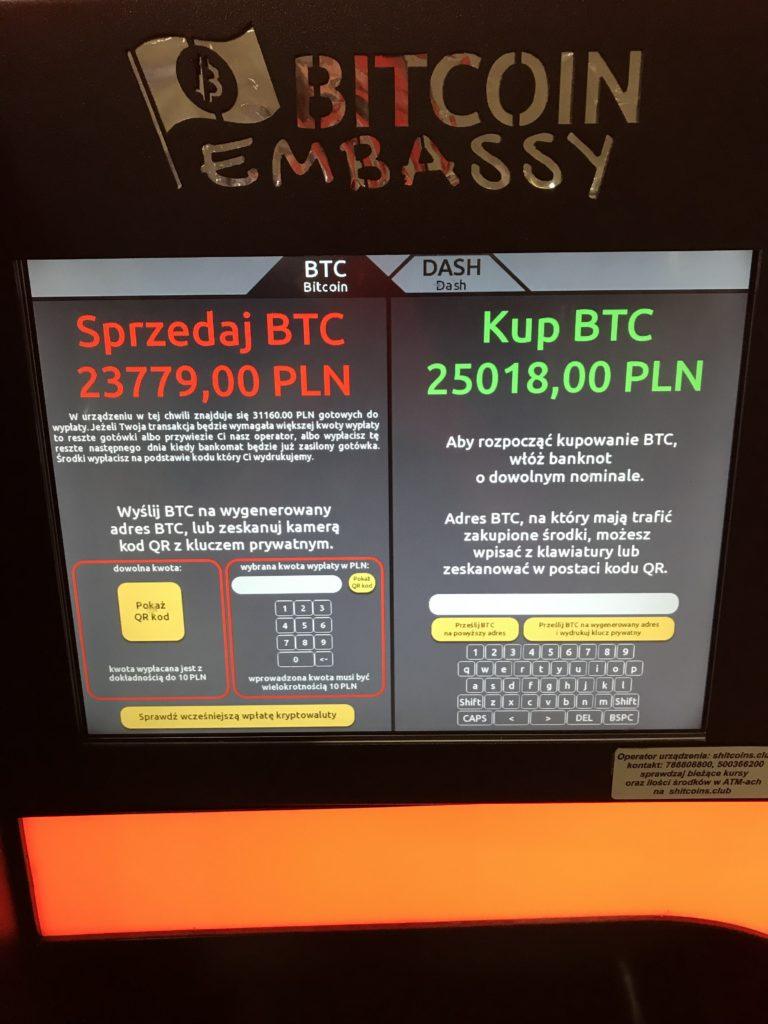 Jak kupić i sprzedać Bitcoin w bitomacie?