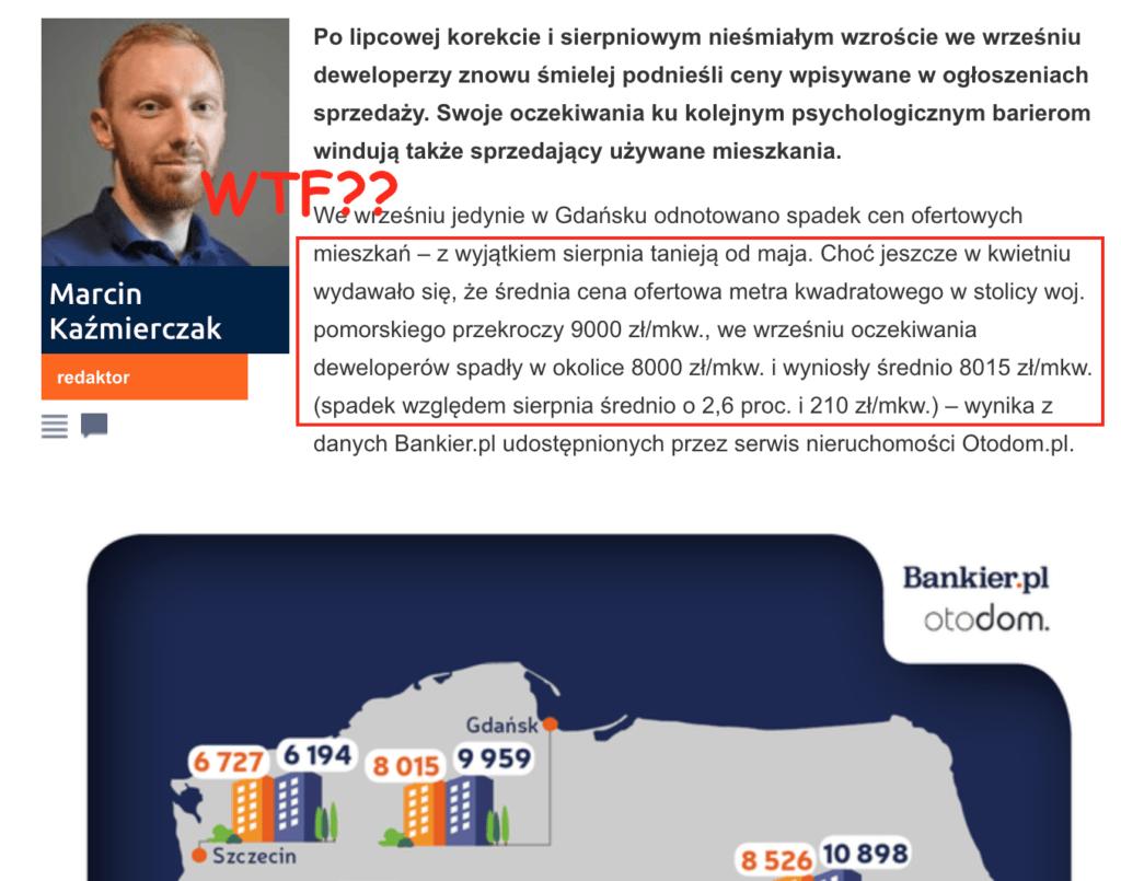 Jak to jest z tymi cenami nieruchomości w Gdańsku?