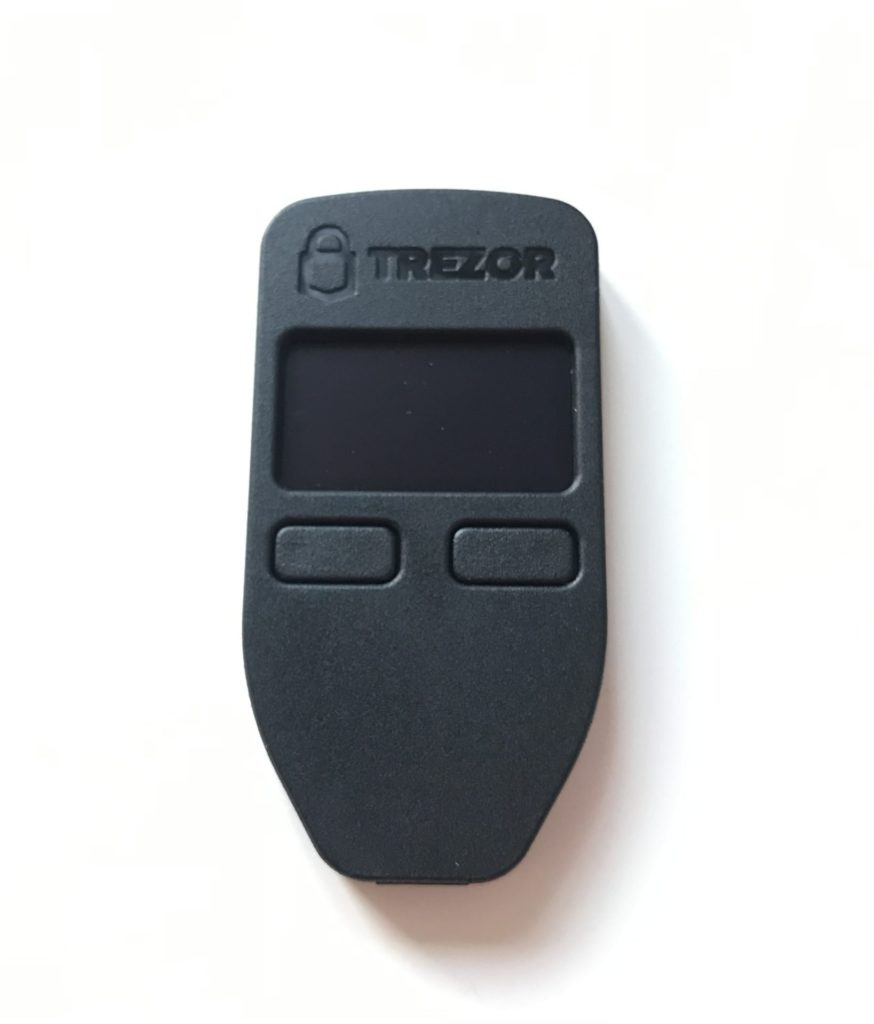 Portfel Trezor One