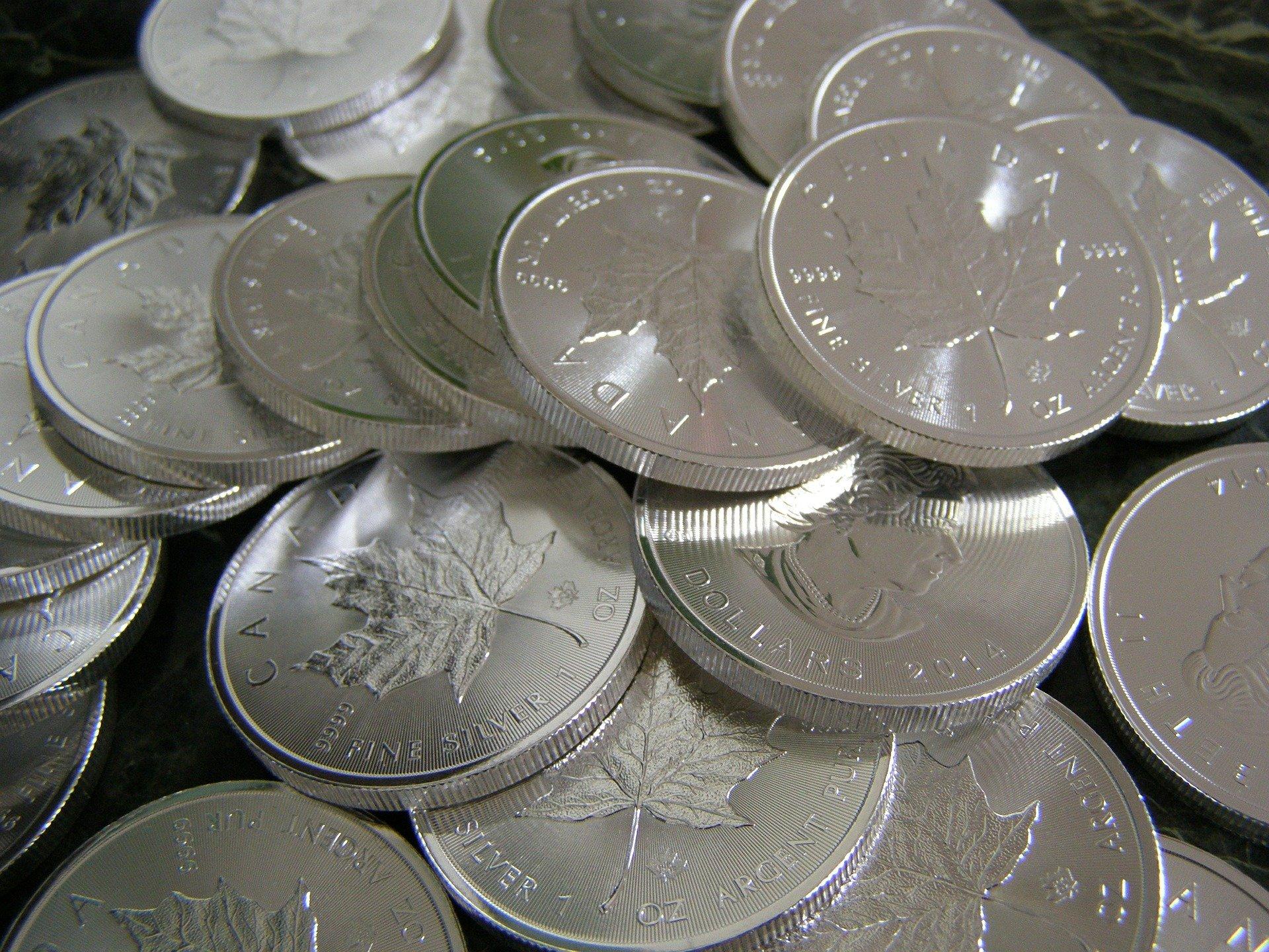 Kanadyjskie monety nie są zbyt popularne w Polsce. Tradycja wybijania srebrnych monet pasuje tam do anglosaskiego zwyczaju.