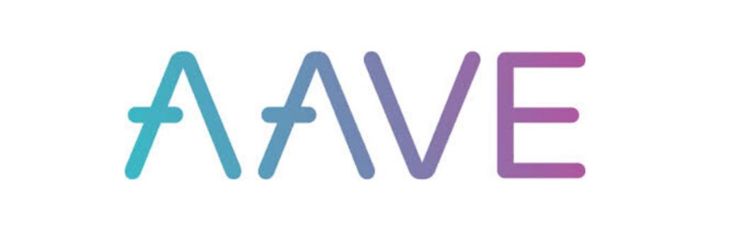 Logo DeFi Aave